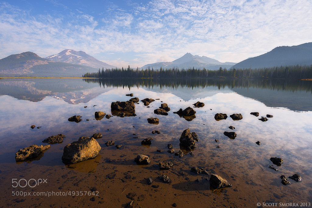 Photograph Morning Reflections by Scott  Smorra on 500px