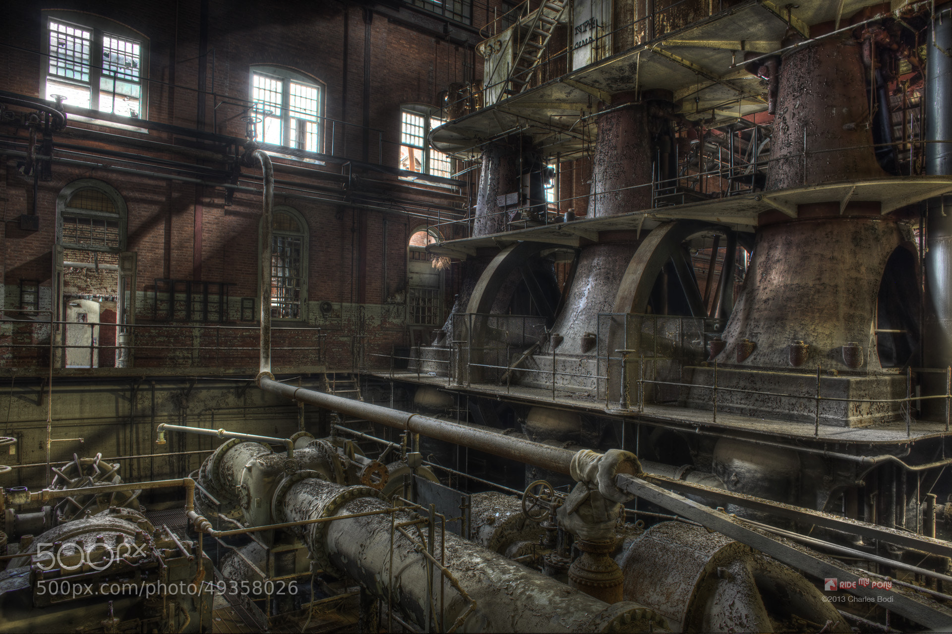 Photograph Pump 3 by Charles Bodi on 500px