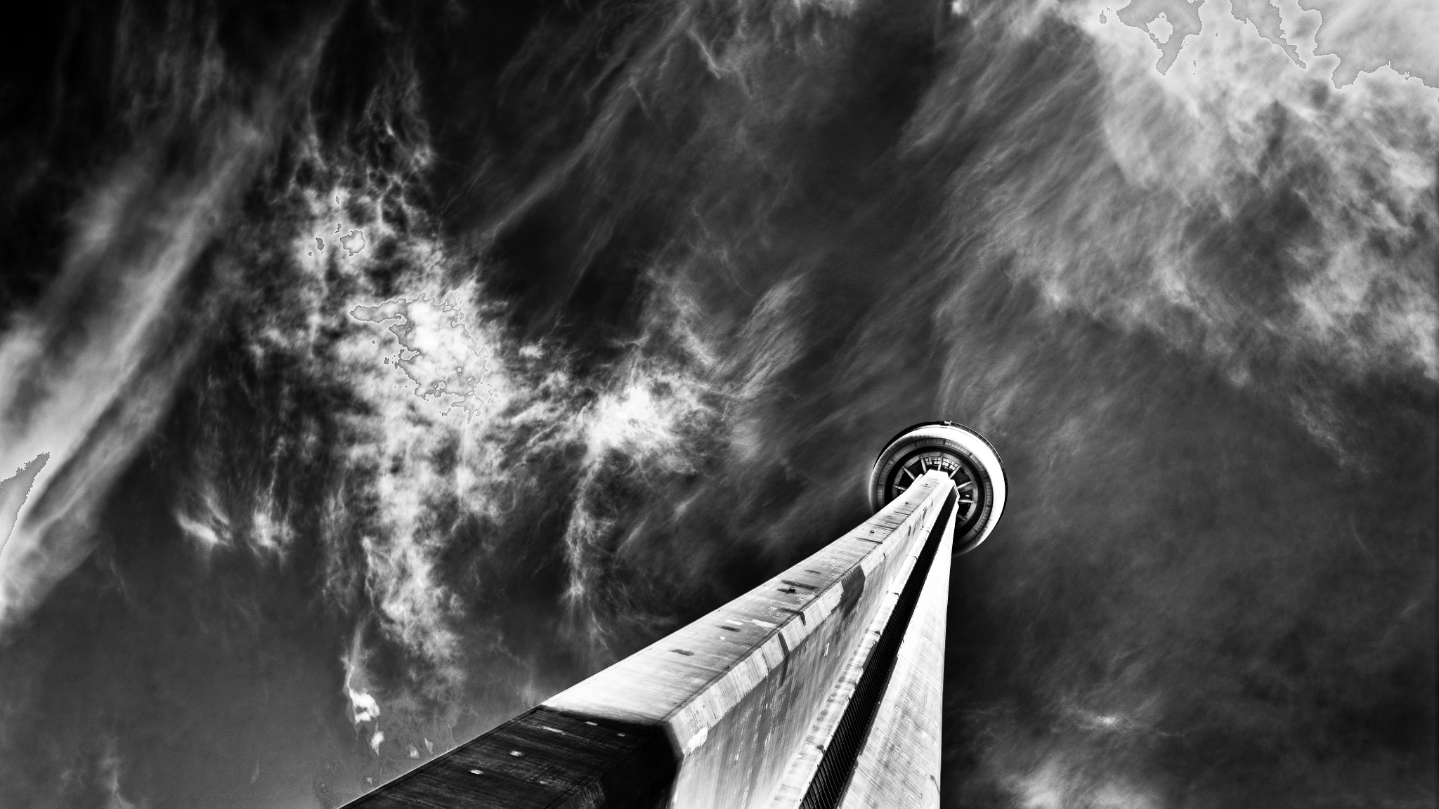Photograph CN Towering by Insight Imaging John Ryan  on 500px