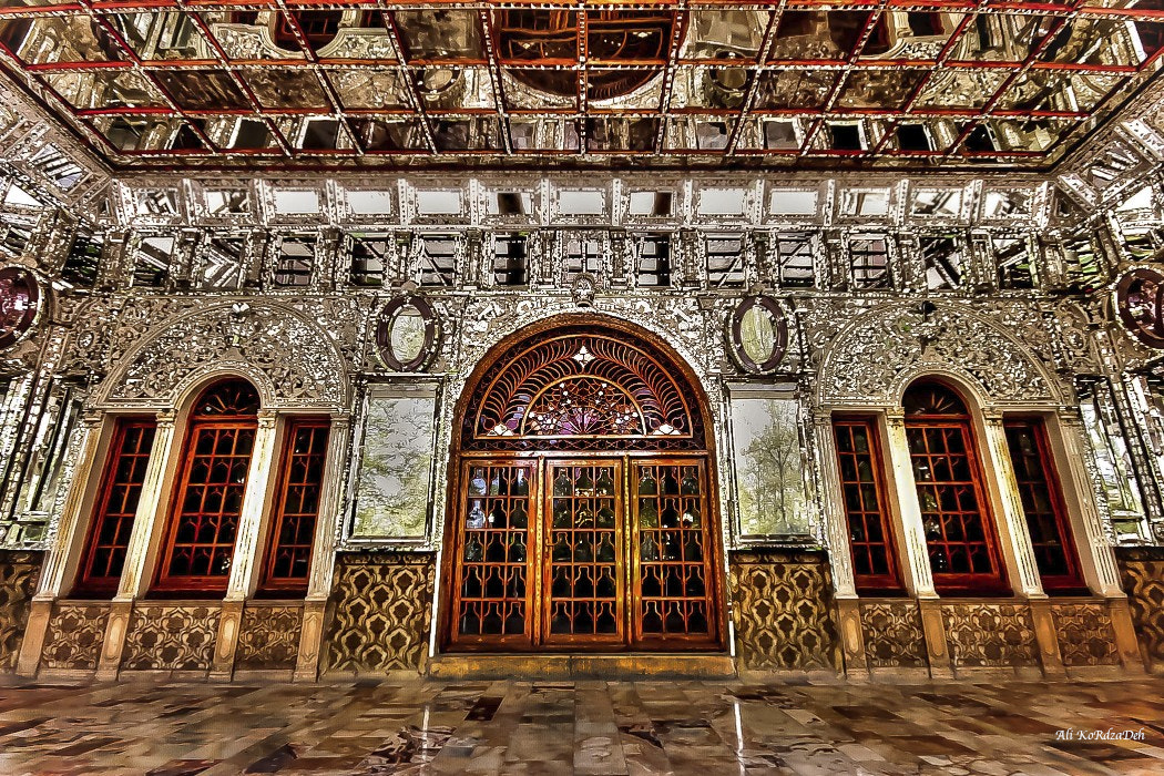 Photograph Hall of Mirror by Ali KoRdZaDeh on 500px