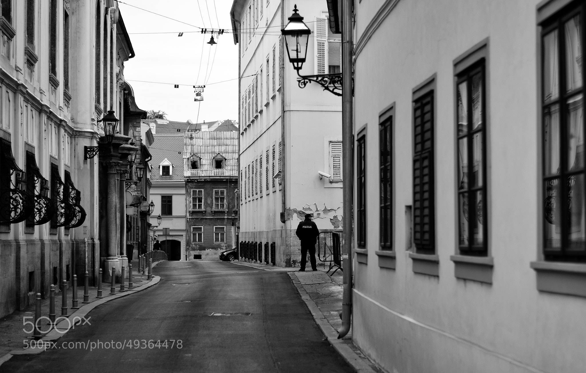 Photograph Streets of Zagreb by Teo Gasparovic on 500px
