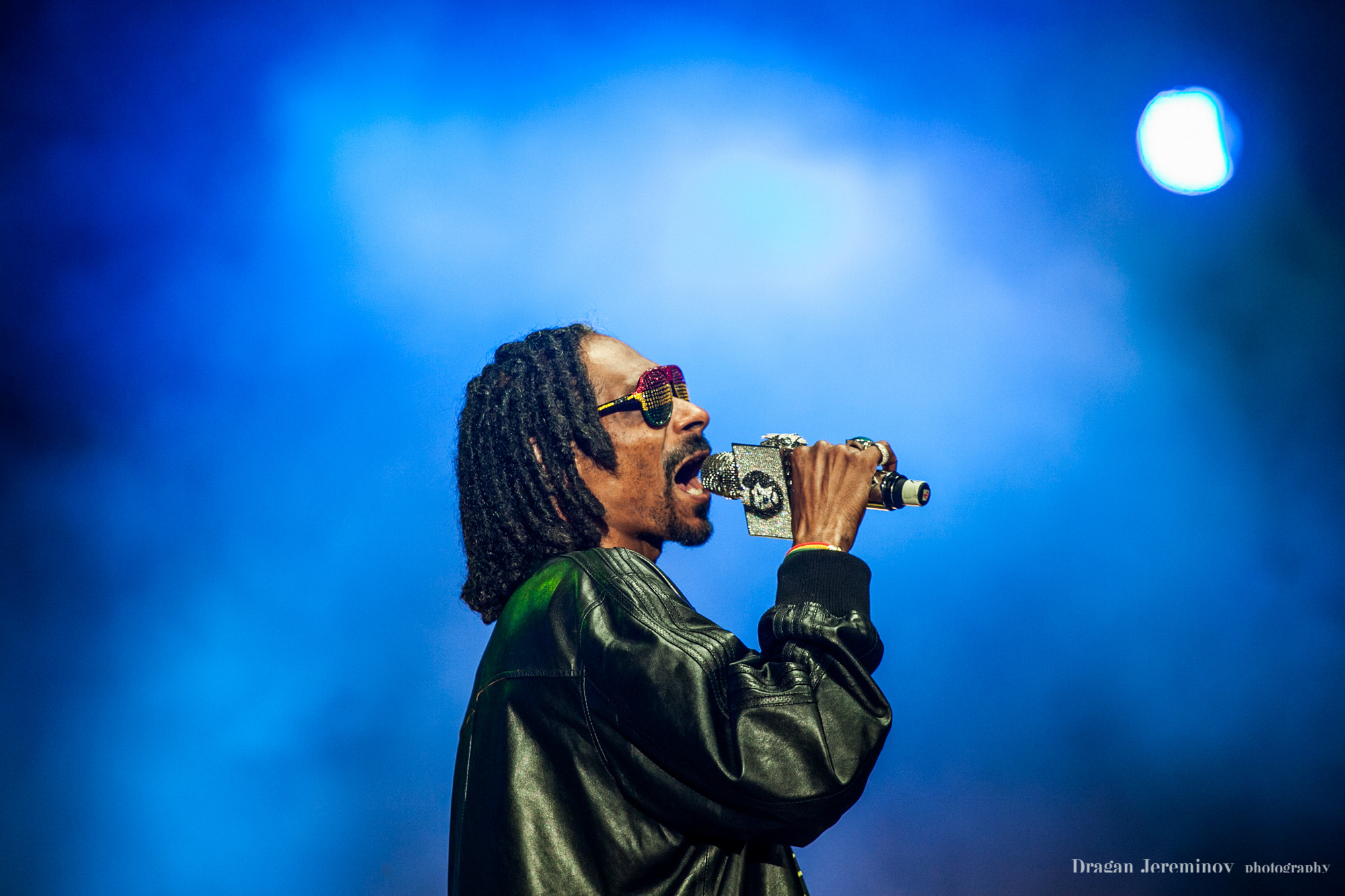 Photograph Snoop Dog / Lion @ Exit Festival by Dragan88 on 500px