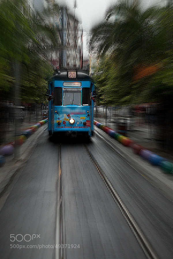 "Photograph ""tram"" (TATRA GT6) by e&e photography on 500px"
