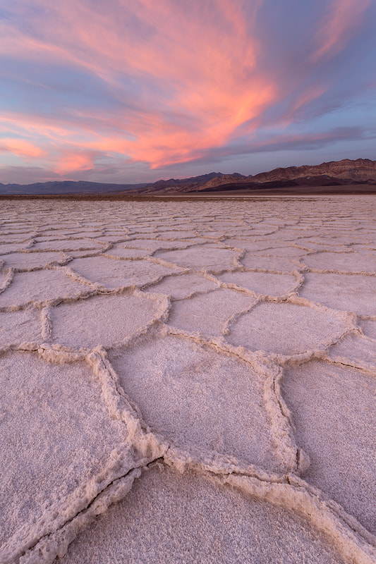 Photograph Death Valley Salt Flats by Sarah Marino on 500px
