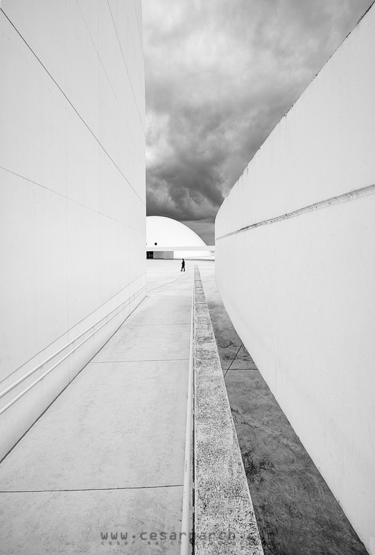 Photograph The corridor II by Cesar March on 500px