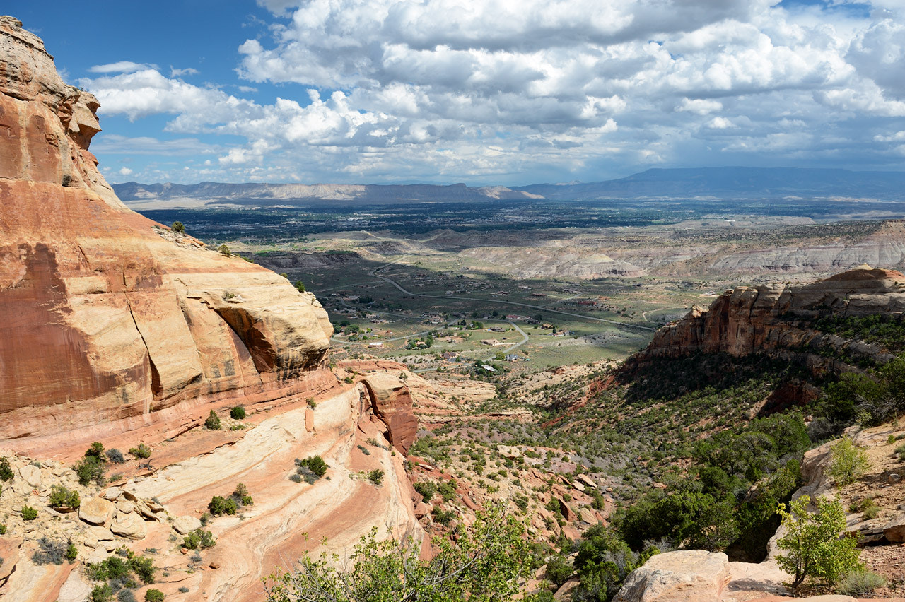 Photograph Colorado National Monument by Uwe Logemann on 500px