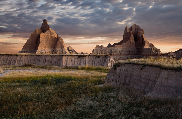 Photograph Badlands NP by Cecil  Whitt on 500px