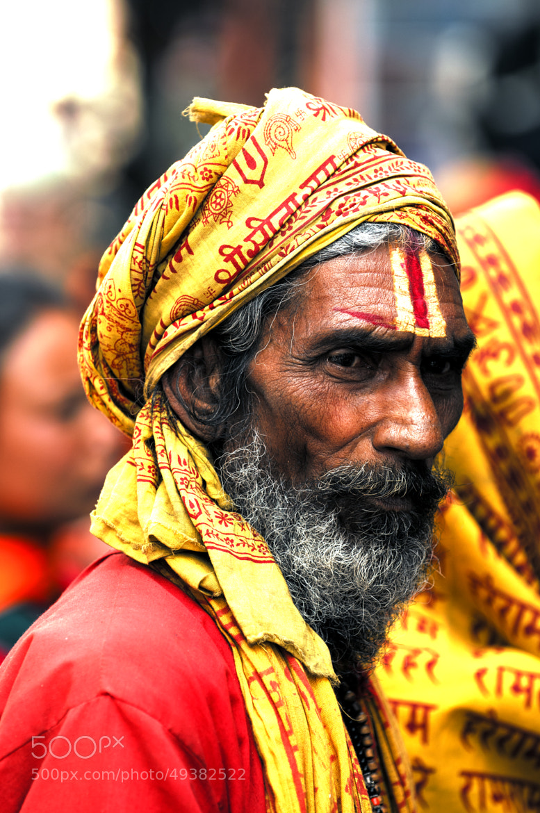 Photograph Sadhu by Pocan Valentin on 500px