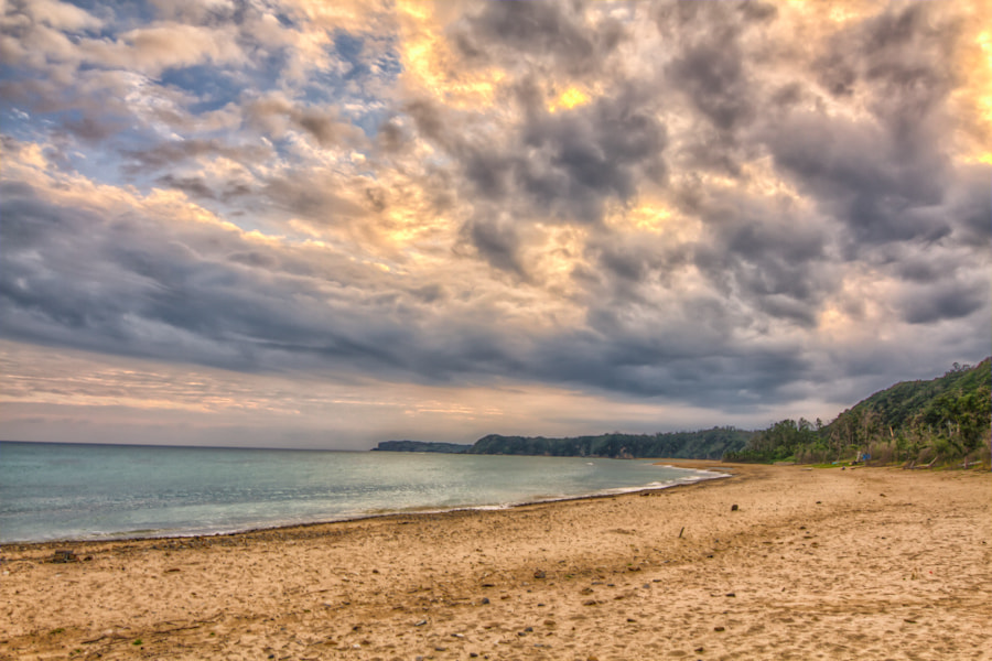 Photograph Eastern Beach by David Edenfield on 500px