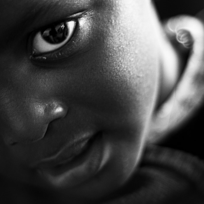 Photograph Child of Haïti by Thierry BOITELLE on 500px