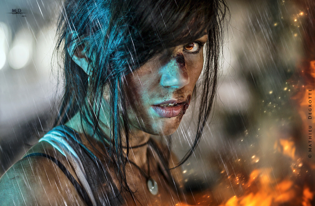 Photograph Tomb Raider 2013 by Mathieu Degrotte on 500px