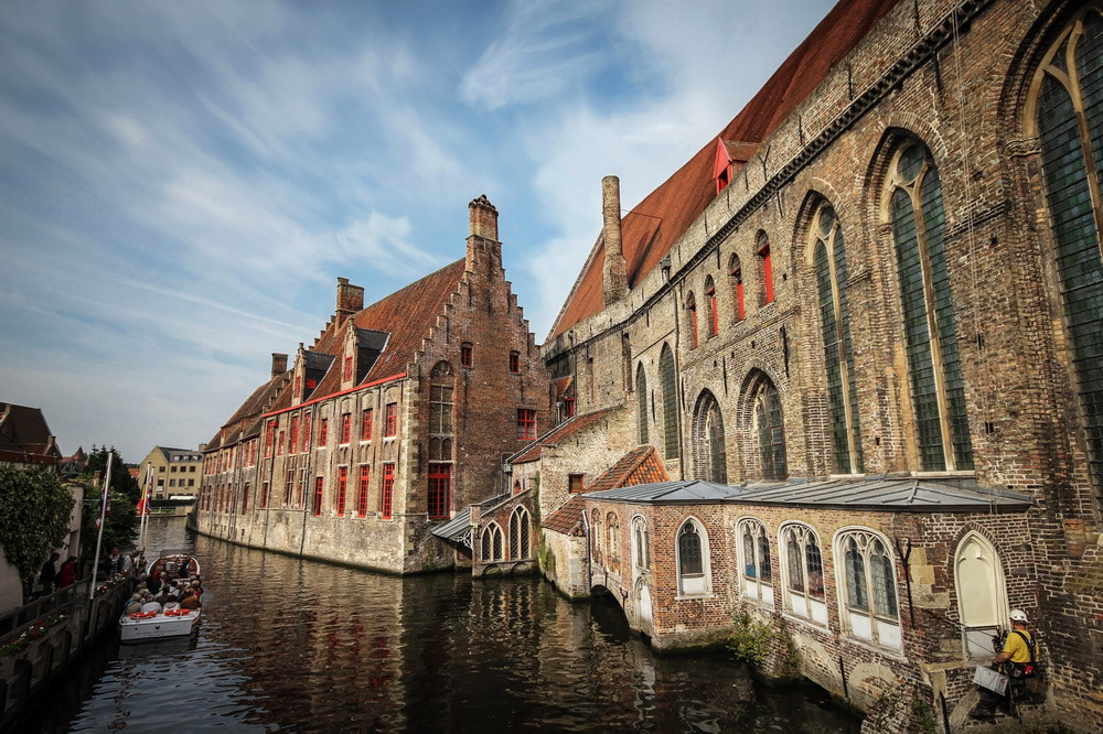 Photograph brugge by Dara Pilyugina on 500px