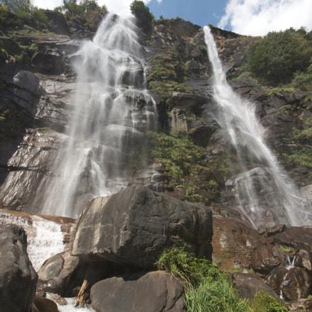 Waterfalls in Italy - Cascades en Italie