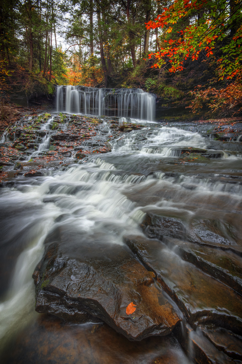 Photograph Mohawk Falls by Aaron Campbell on 500px