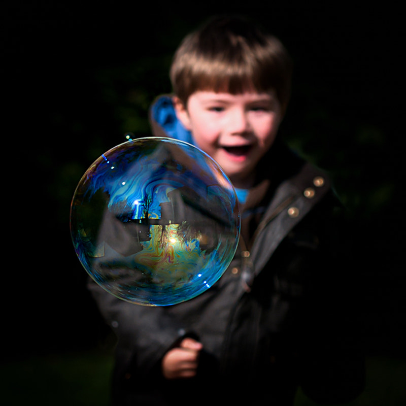 Photograph Bubble by Thierry BOITELLE on 500px