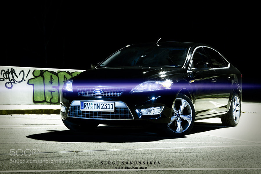 Photograph Ford Mondeo by Serge Kanunnikov on 500px