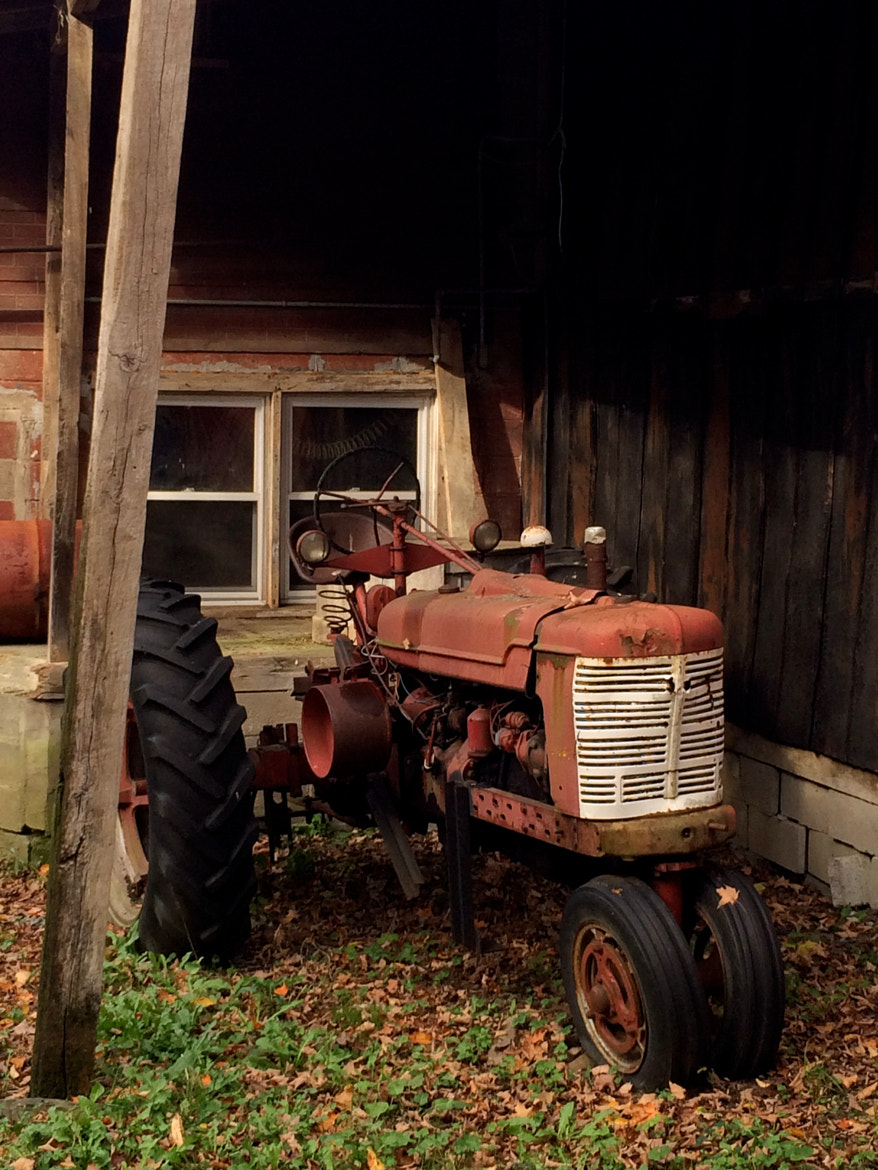 Photograph Old Tractor by Michael Card on 500px