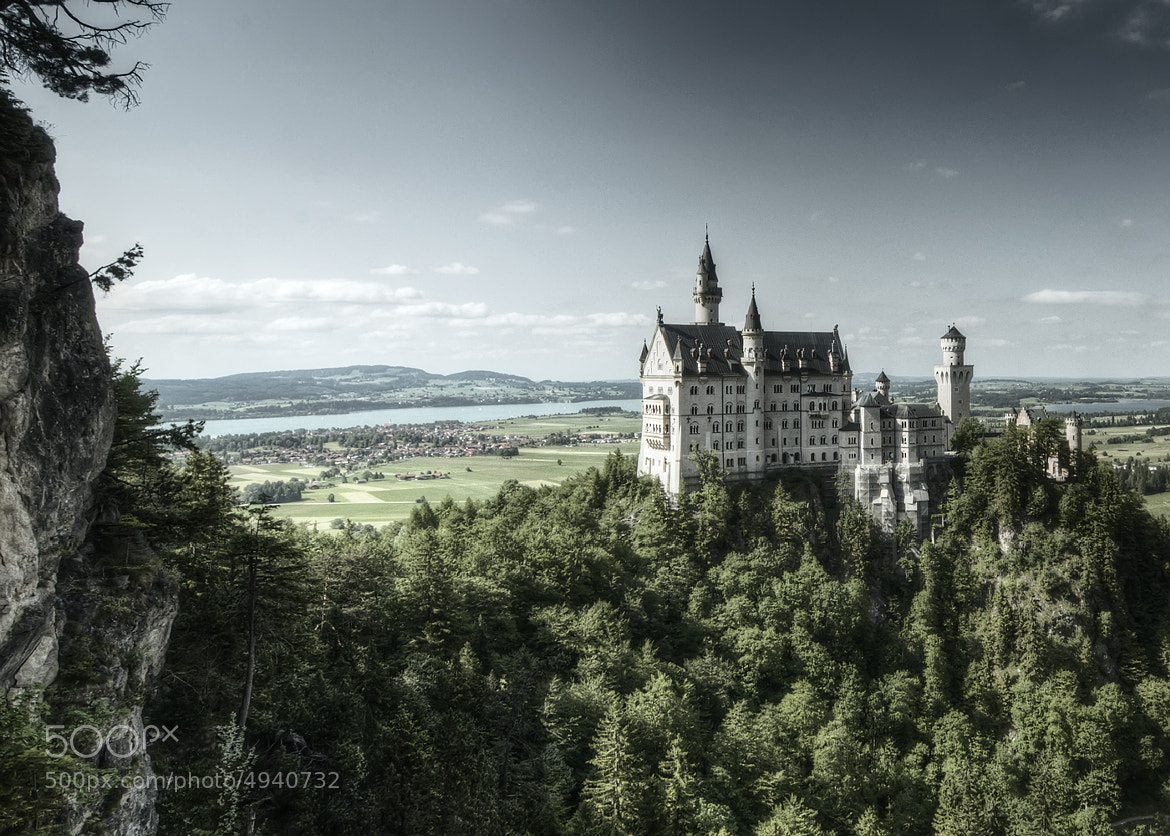 Photograph Neuschwanstein Castle by Adam Olson on 500px