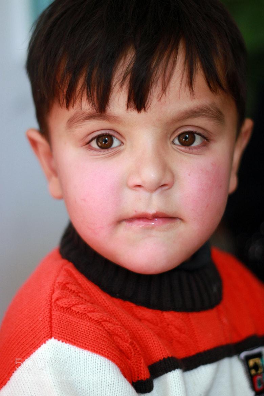 Photograph Silent face by hasnain raza on 500px