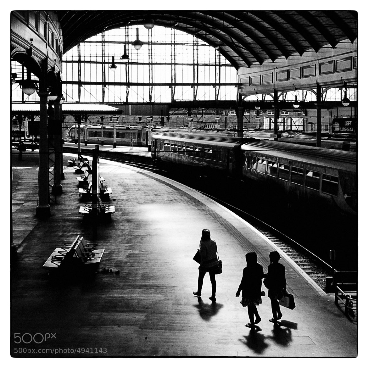 Photograph Going Home by Mick Howe on 500px