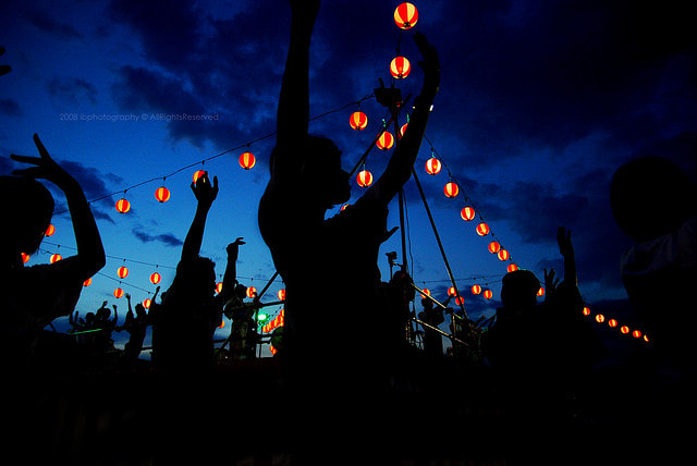 Photograph Bon Odori by ibah zakaria on 500px