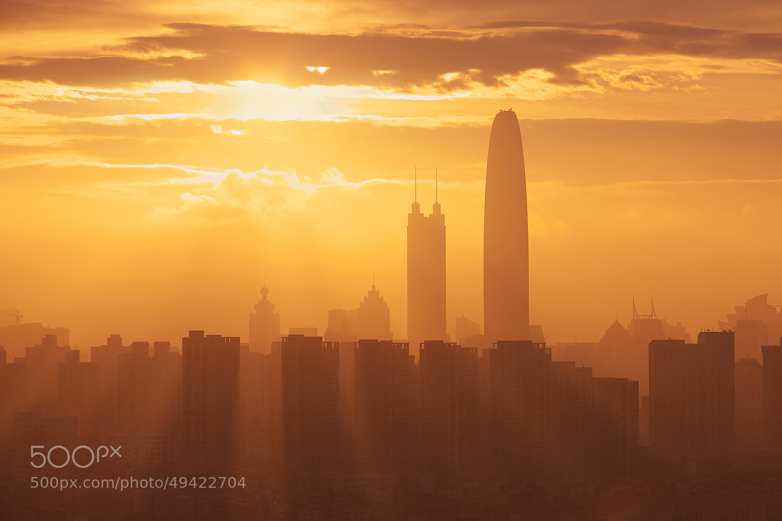 Photograph Awakening City by Carl Pan on 500px