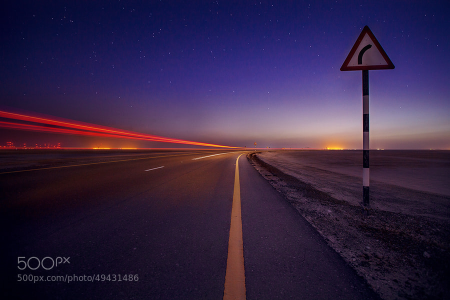 Photograph A way to my dreams by Ali AlNuaimi on 500px