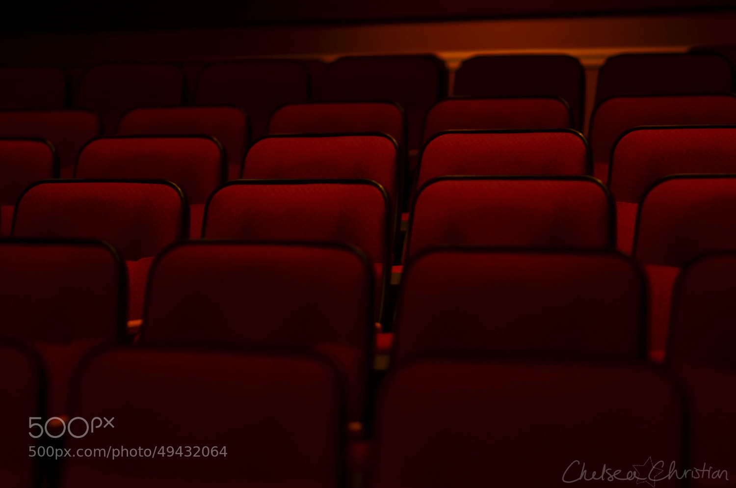 Photograph I Saved You A Seat by Chelsea Christian on 500px