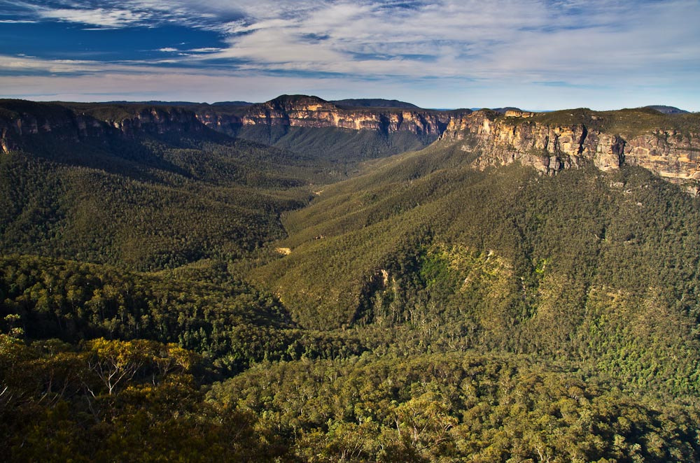 Photograph Blue Mountains by Chris Jones on 500px
