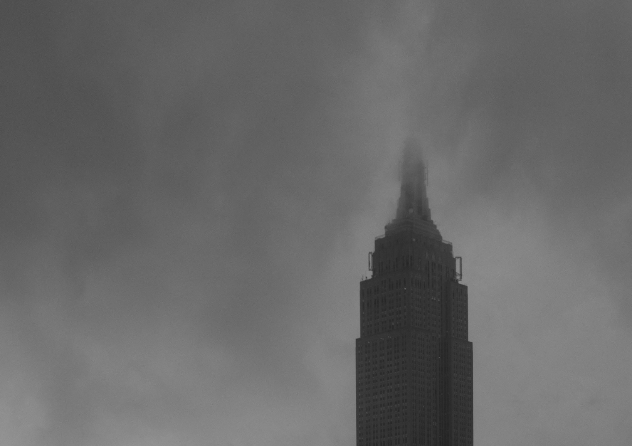 Photograph ESB - Cloudy Day by Kurt Nelson on 500px