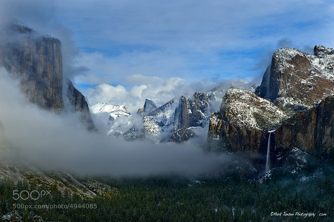 Photograph Yosemite Valley by Mark  Jansen on 500px