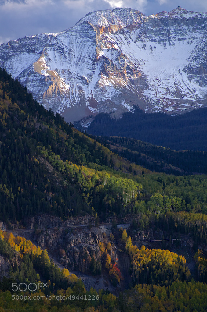 Photograph Fall at Ophir by Jonathan Auerbach on 500px