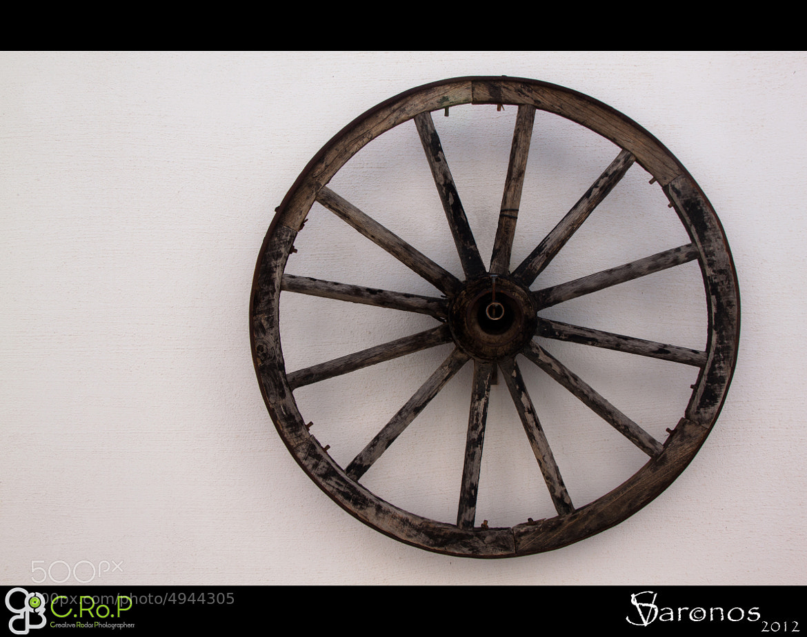 Photograph Wheel of... by Stavros Varonos on 500px