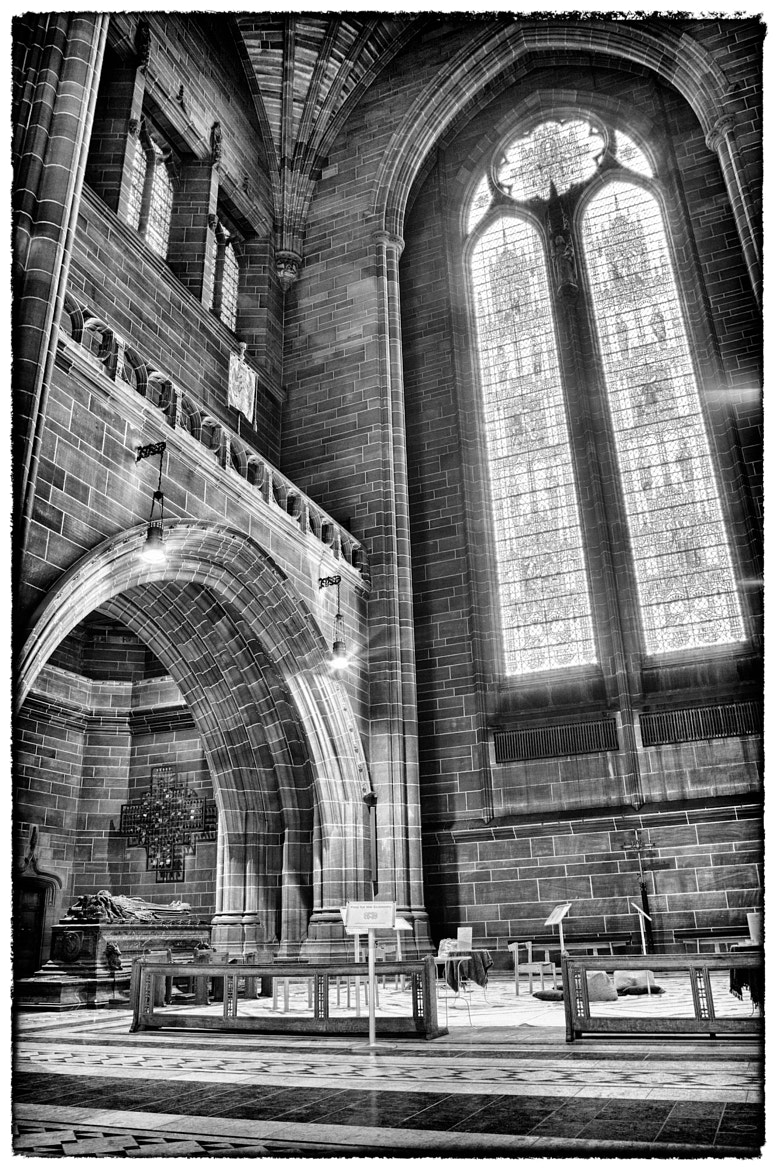 Photograph Liverpool Cathedral by John Arnold on 500px