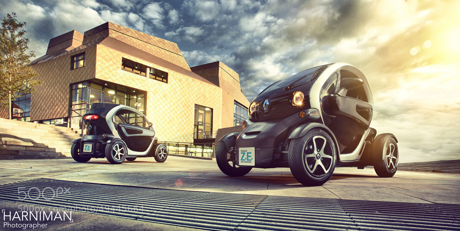 Photograph Renault Twizy by Nigel Harniman on 500px