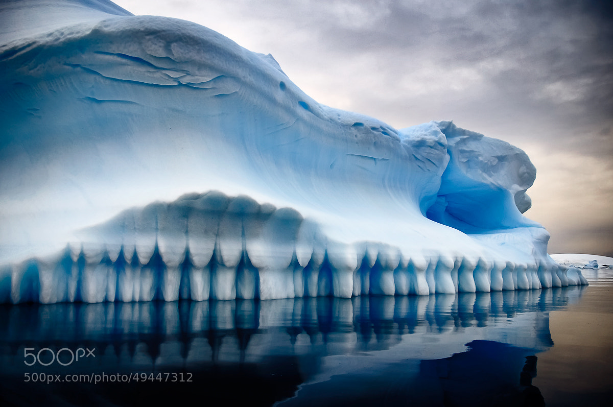 Photograph The Ice Architect by Tim McCullough on 500px