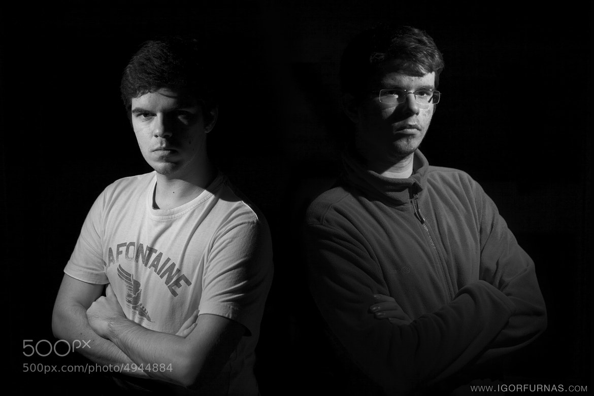 Photograph Bros Have Dark Sides by Igor Furnas on 500px