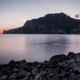 Atardecer en el Lago di Garda