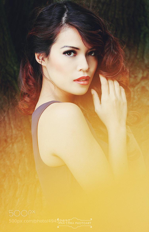Photograph Jennifer by Ana Lora Photoart on 500px