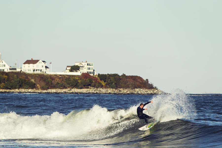 New Hampshire Surf