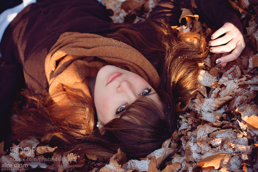 Photograph Winter light by Alina Cürten on 500px