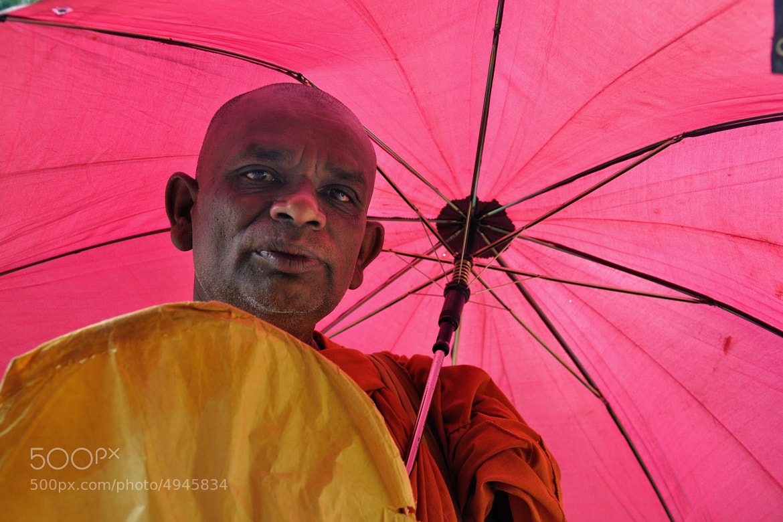 Photograph Monk, Kandy, Sri Lanka by Ulrich Lambert on 500px