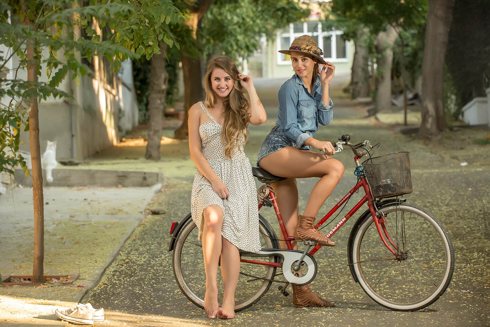 Photograph Bicycle Beauties by Serhan 王 Oksay on 500px