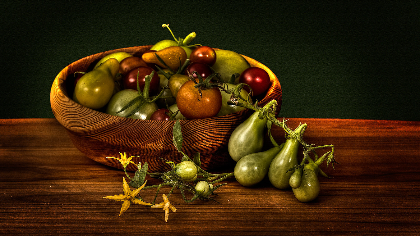 Photograph Yet another tomato! by Christer Häggqvist on 500px