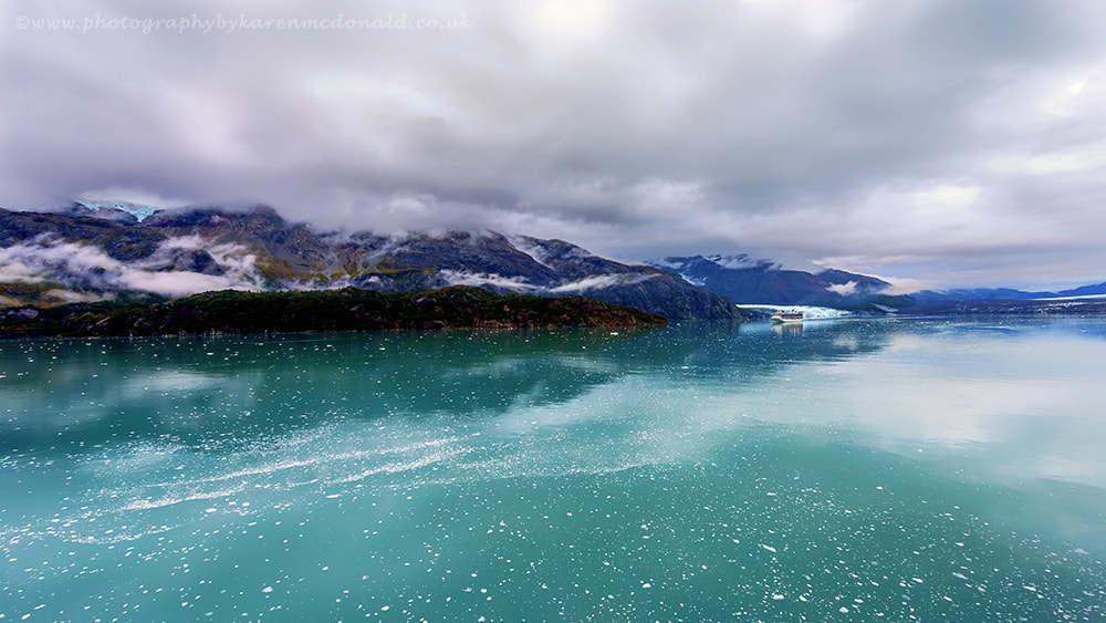 Photograph Glacier Bay, Alaska by Karen McDonald on 500px