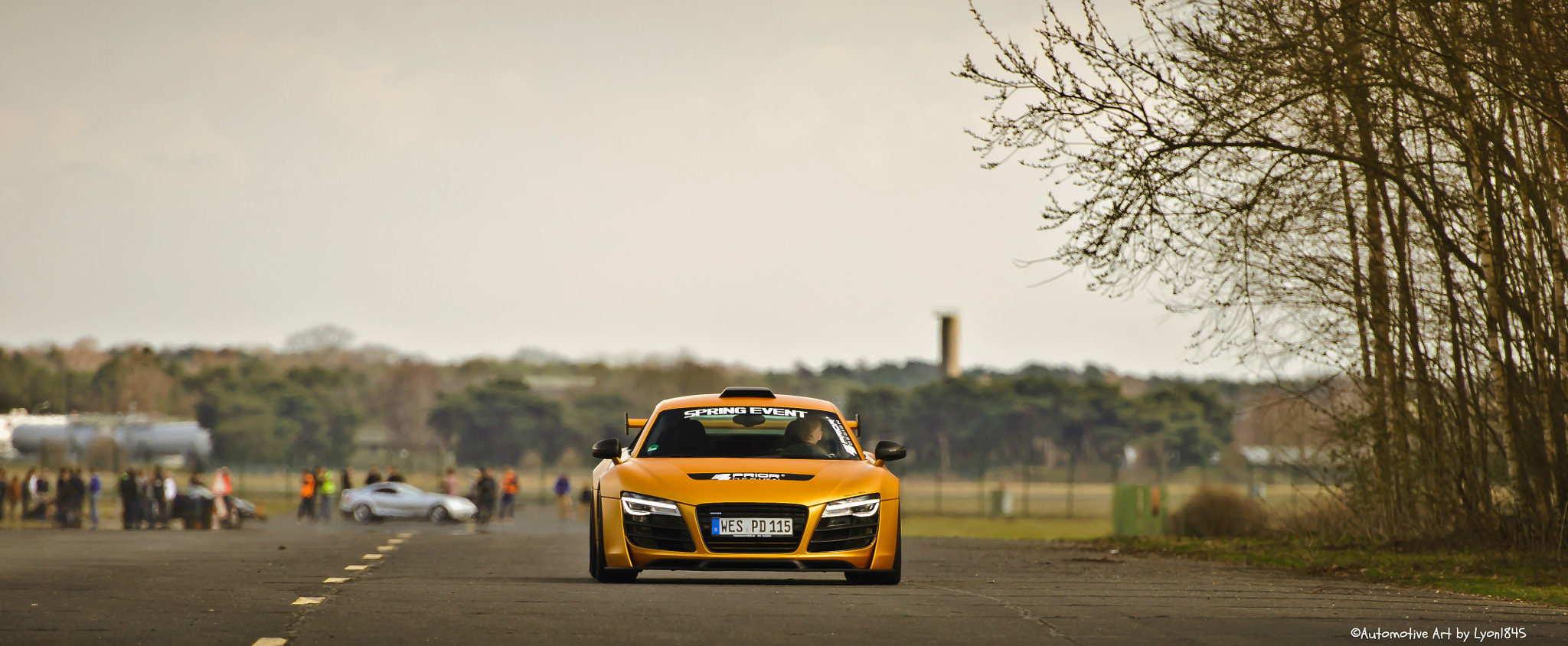 Photograph Audi R8 GT850 by Prior Design by lyon1845 on 500px
