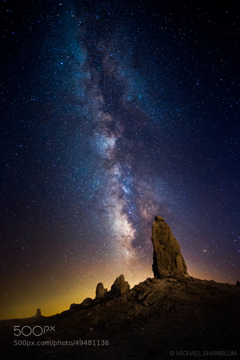 Photograph River of Heaven by Michael Shainblum on 500px