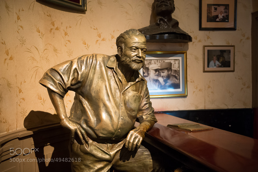 Photograph Hemingway by Damir Dragosevic on 500px