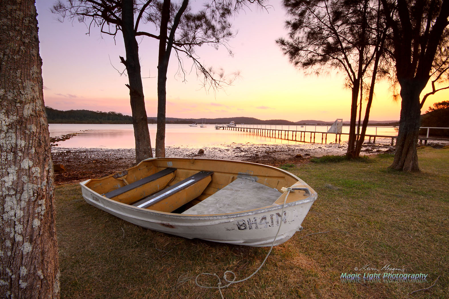 Photograph Kincumber Sunset #1 by Kevin Morgan on 500px