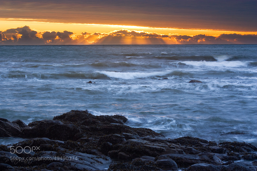 Photograph Rays from Crail by Philip Stewart on 500px
